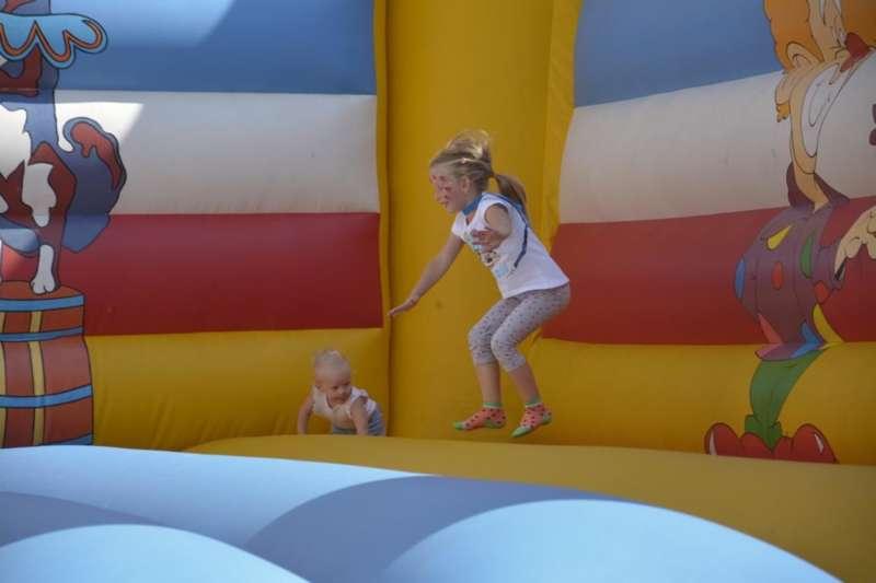 Spiel und Spaß: Mühlviertler Kinderspiele - Bild 1