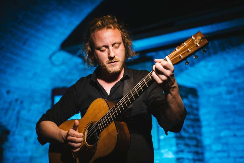 Markus Schlesinger - Fingerstyle Acoustic Guitar - Bild 1524913295