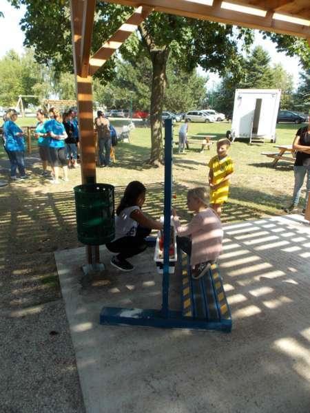 Generationenpark in Bad Erlach wurde eröffnet - Bild 8