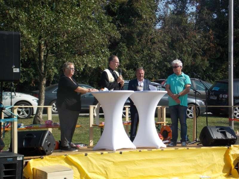 Generationenpark in Bad Erlach wurde eröffnet - Bild 12