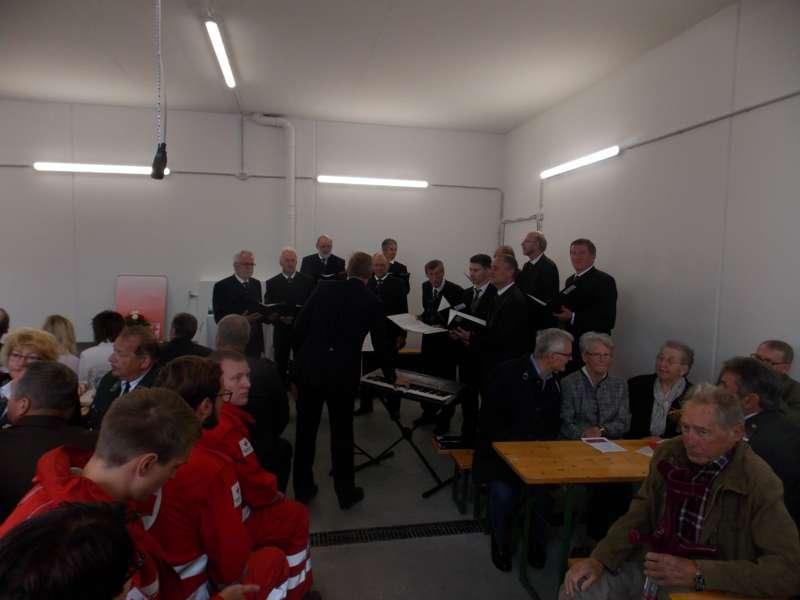 40 Jahre Rotes Kreuz: neue Ortsstelle in Wiesmath eröffnet - Bild 3