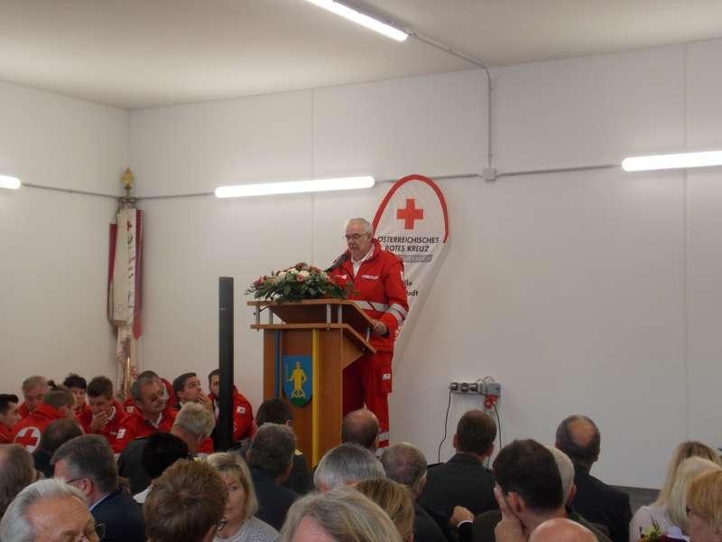 40 Jahre Rotes Kreuz: neue Ortsstelle in Wiesmath eröffnet - Bild 4