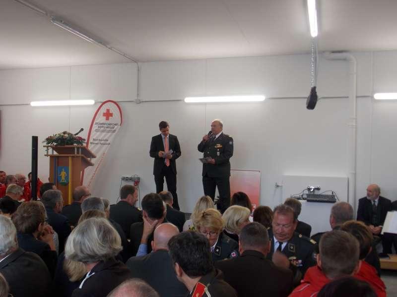 40 Jahre Rotes Kreuz: neue Ortsstelle in Wiesmath eröffnet - Bild 5