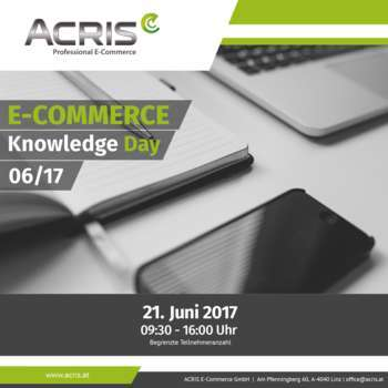 ACRIS E-COMMERCE Knowledge Day 06/17