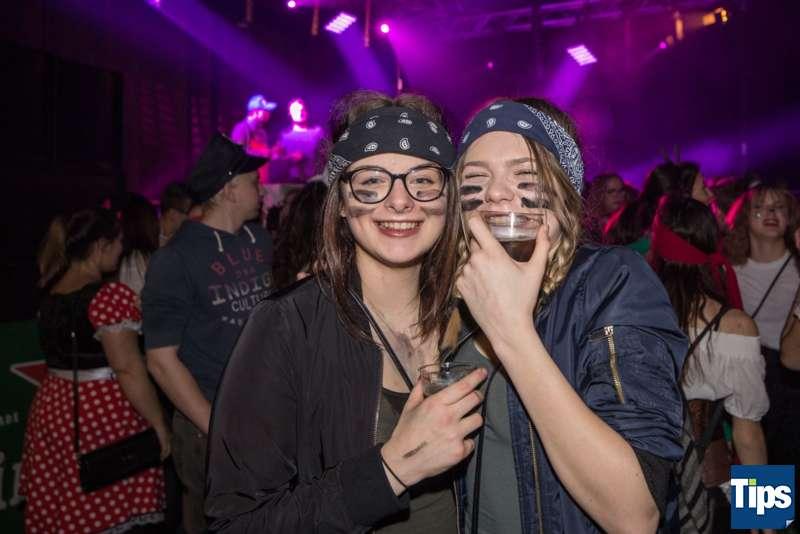 Faschings Clubbing 2018 Messehalle Freistadt - Bild 6