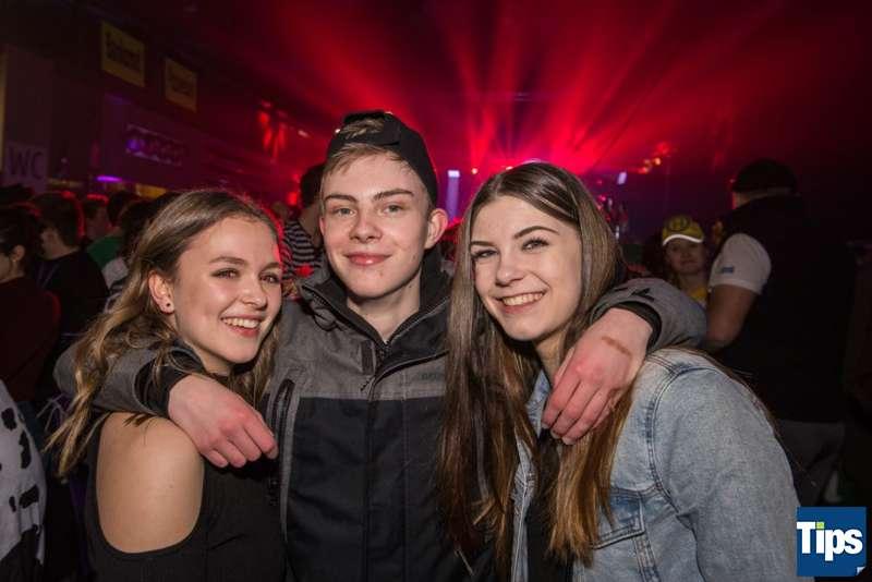 Faschings Clubbing 2018 Messehalle Freistadt - Bild 8