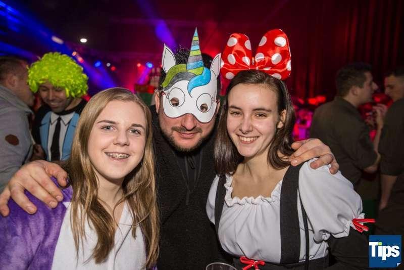 Faschings Clubbing 2018 Messehalle Freistadt - Bild 11