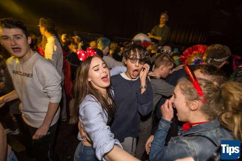 Faschings Clubbing 2018 Messehalle Freistadt - Bild 16