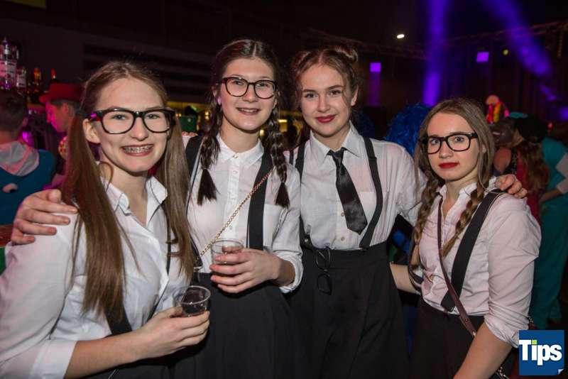 Faschings Clubbing 2018 Messehalle Freistadt - Bild 19