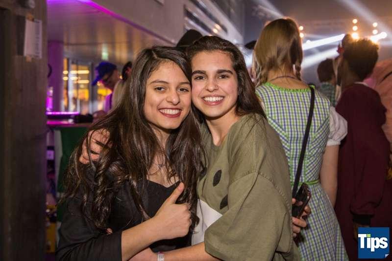 Faschings Clubbing 2018 Messehalle Freistadt - Bild 21