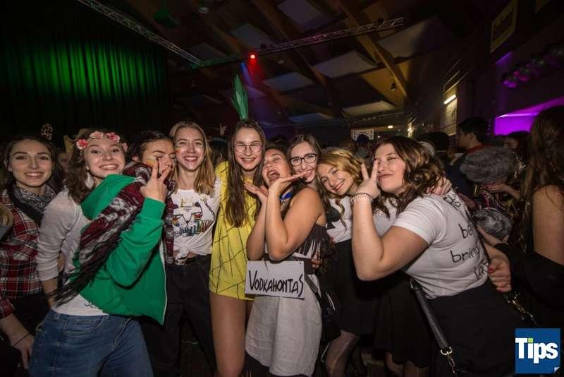 Faschings Clubbing 2018 Messehalle Freistadt - Bild 23