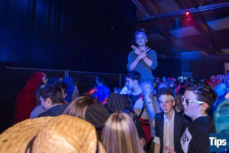 Faschings Clubbing 2018 Messehalle Freistadt - Bild 29