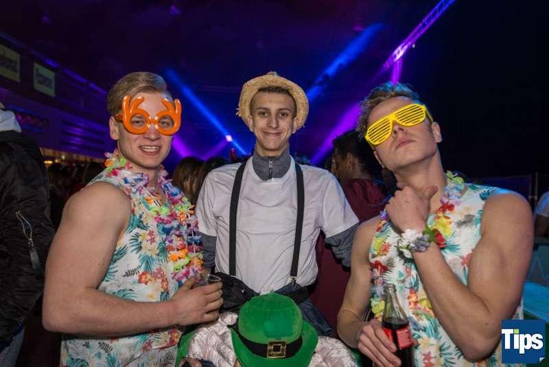 Faschings Clubbing 2018 Messehalle Freistadt - Bild 34