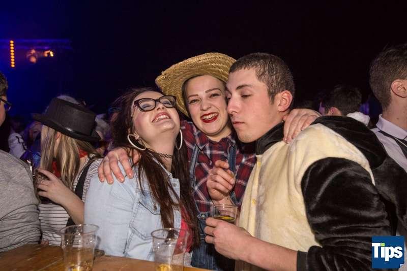 Faschings Clubbing 2018 Messehalle Freistadt - Bild 36