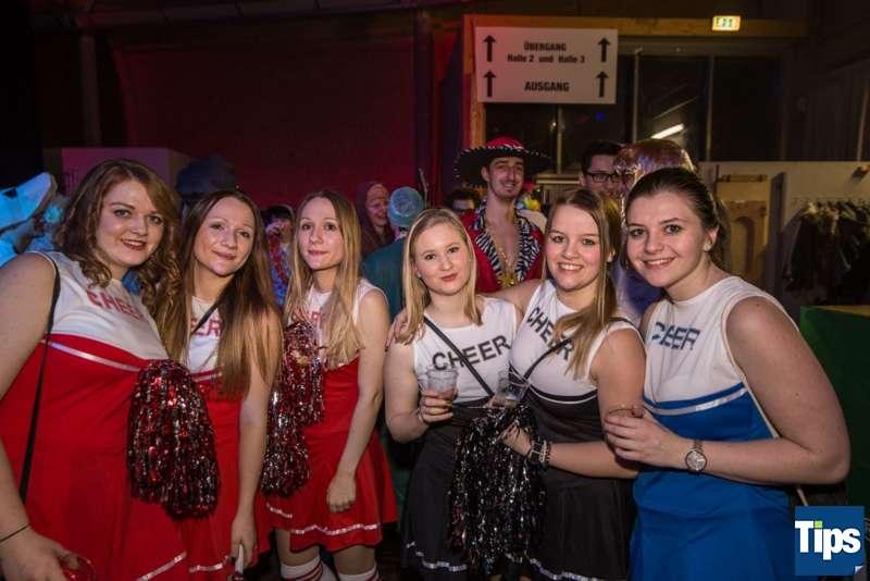 Faschings Clubbing 2018 Messehalle Freistadt - Bild 38