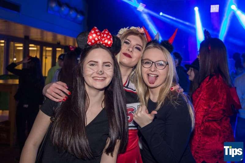 Faschings Clubbing 2018 Messehalle Freistadt - Bild 40