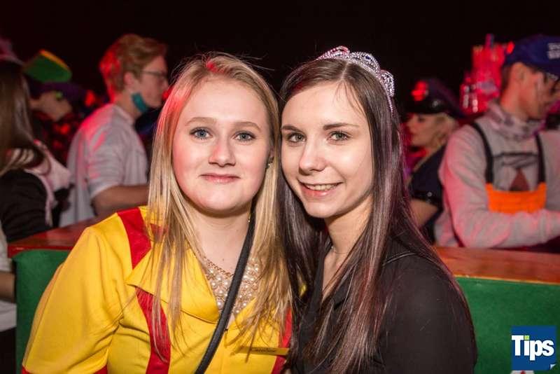 Faschings Clubbing 2018 Messehalle Freistadt - Bild 41
