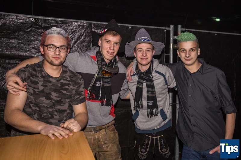 Faschings Clubbing 2018 Messehalle Freistadt - Bild 42