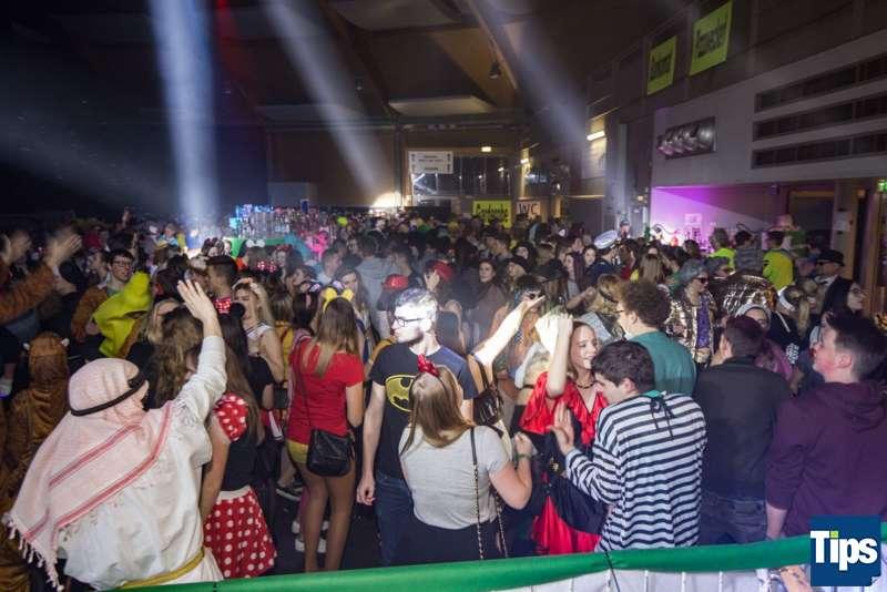 Faschings Clubbing 2018 Messehalle Freistadt - Bild 47