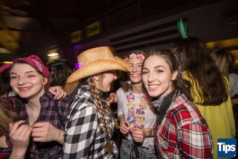 Faschings Clubbing 2018 Messehalle Freistadt - Bild 56