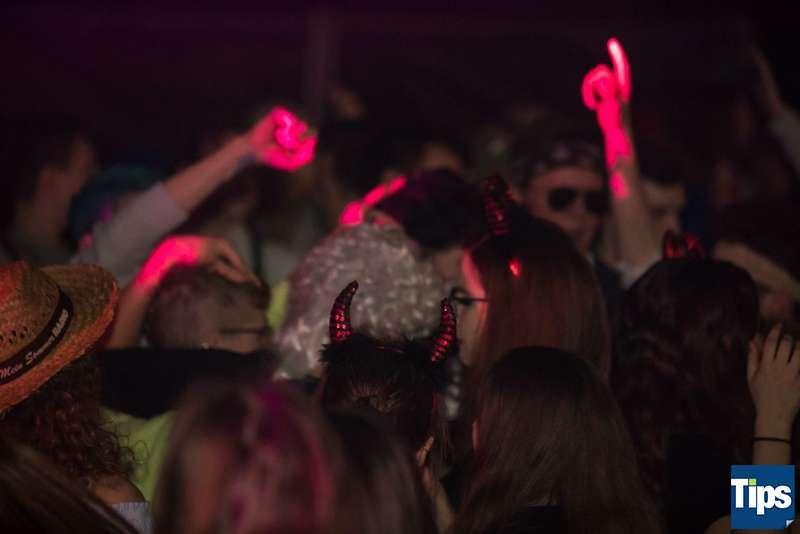 Faschings Clubbing 2018 Messehalle Freistadt - Bild 59