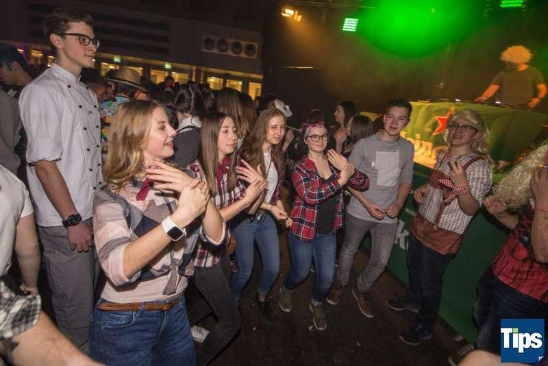 Faschings Clubbing 2018 Messehalle Freistadt - Bild 62