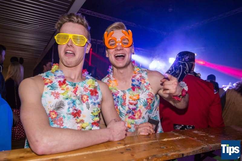 Faschings Clubbing 2018 Messehalle Freistadt - Bild 67