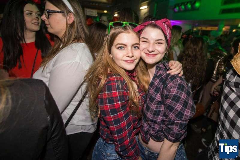 Faschings Clubbing 2018 Messehalle Freistadt - Bild 68