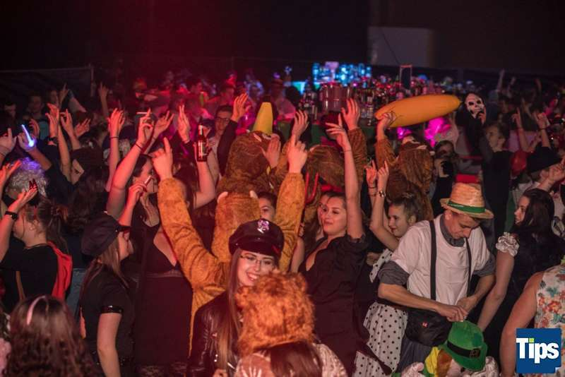 Faschings Clubbing 2018 Messehalle Freistadt - Bild 71