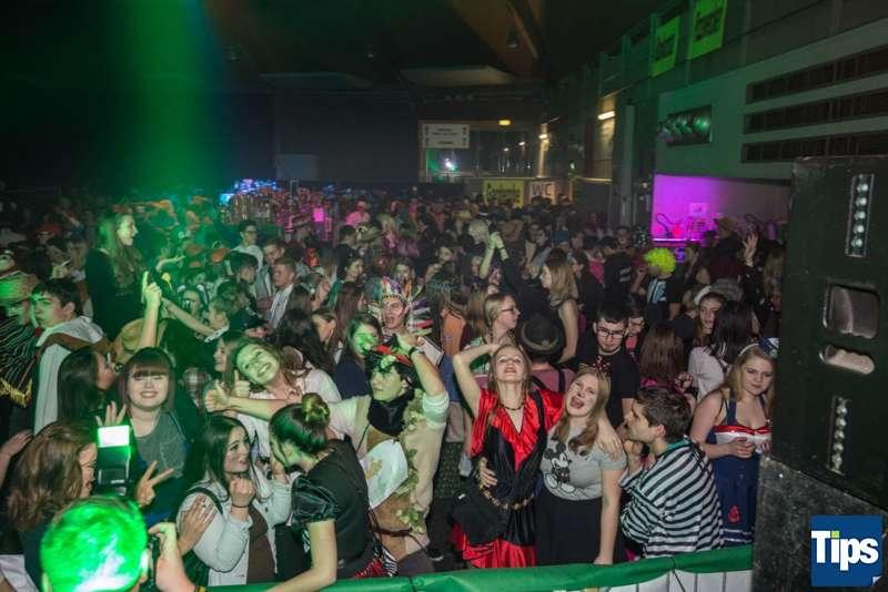 Faschings Clubbing 2018 Messehalle Freistadt - Bild 73