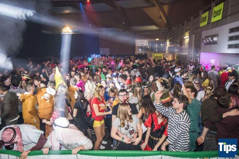 Faschings Clubbing 2018 Messehalle Freistadt - Bild 83