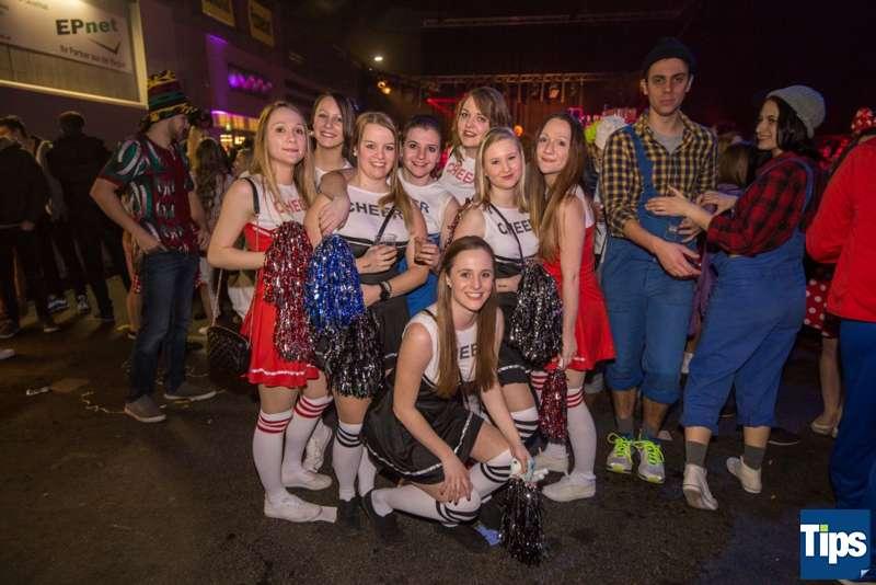 Faschings Clubbing 2018 Messehalle Freistadt - Bild 92