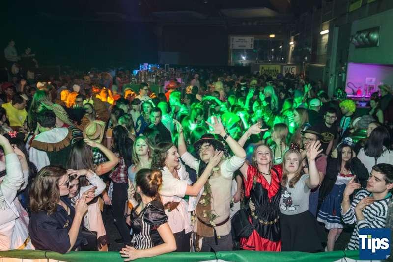 Faschings Clubbing 2018 Messehalle Freistadt - Bild 104
