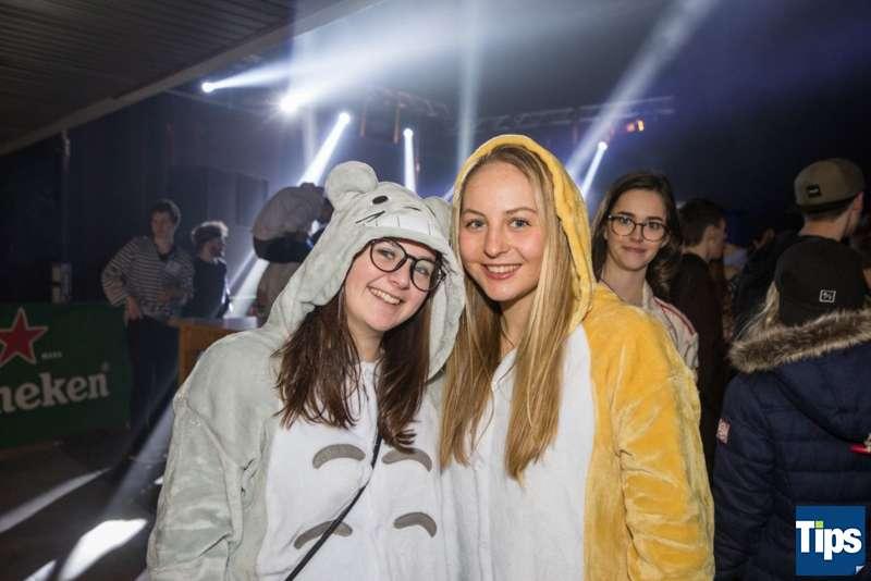Faschings Clubbing 2018 Messehalle Freistadt - Bild 107