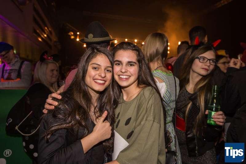 Faschings Clubbing 2018 Messehalle Freistadt - Bild 111