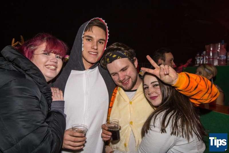 Faschings Clubbing 2018 Messehalle Freistadt - Bild 124