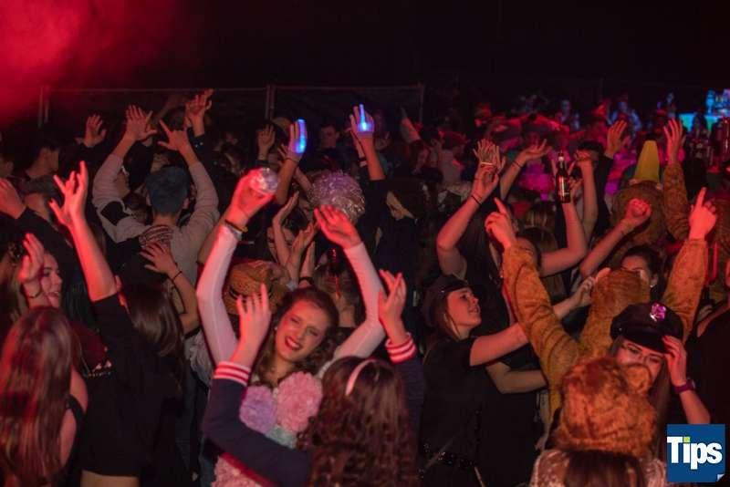 Faschings Clubbing 2018 Messehalle Freistadt - Bild 128
