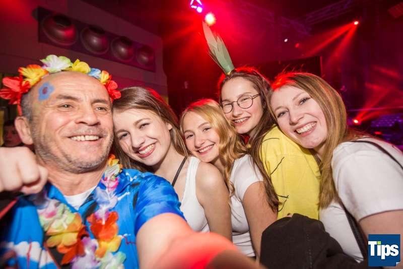 Faschings Clubbing 2018 Messehalle Freistadt - Bild 132