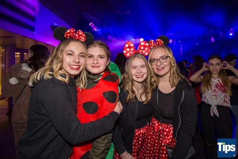 Faschings Clubbing 2018 Messehalle Freistadt - Bild 137