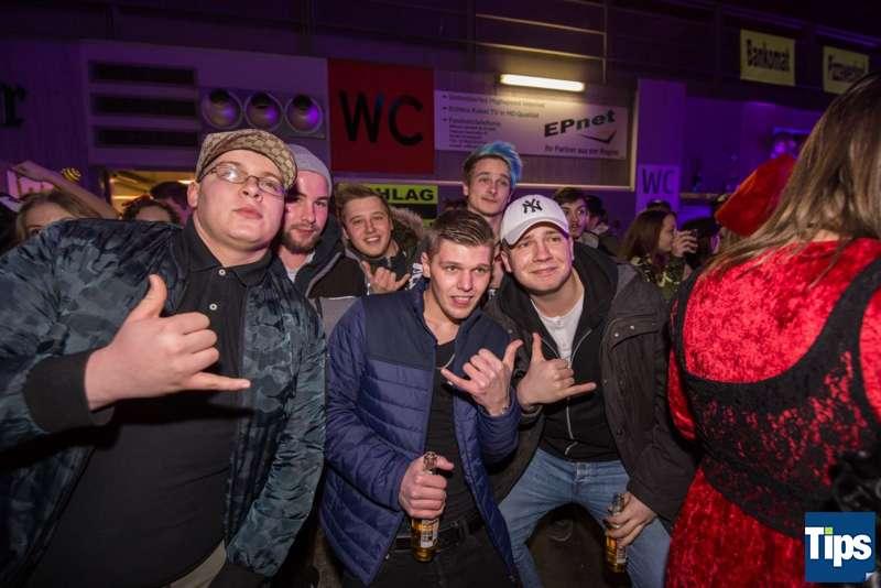 Faschings Clubbing 2018 Messehalle Freistadt - Bild 138