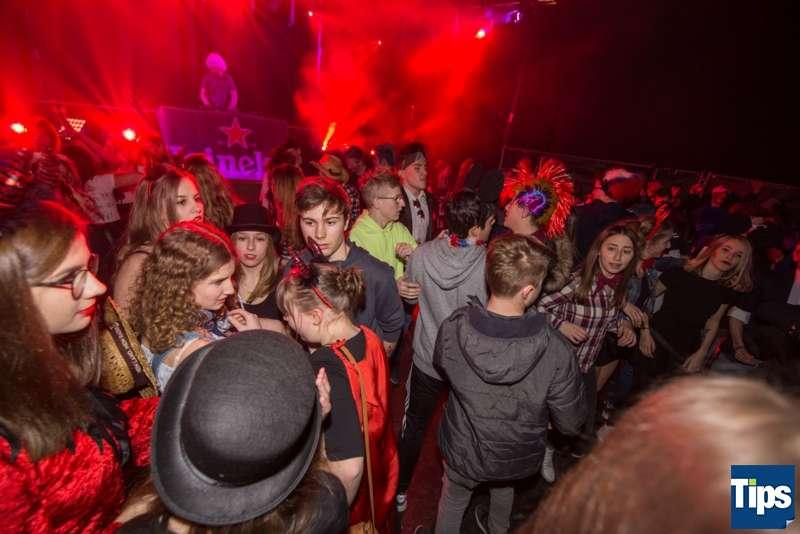 Faschings Clubbing 2018 Messehalle Freistadt - Bild 145