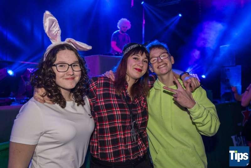 Faschings Clubbing 2018 Messehalle Freistadt - Bild 146
