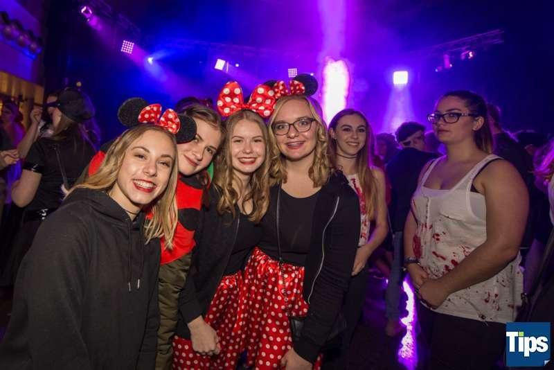 Faschings Clubbing 2018 Messehalle Freistadt - Bild 147