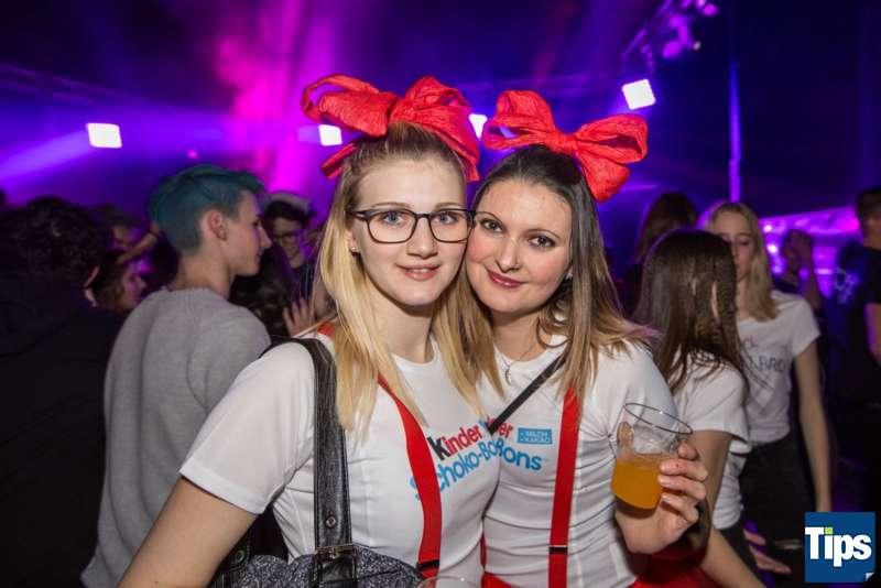 Faschings Clubbing 2018 Messehalle Freistadt - Bild 148