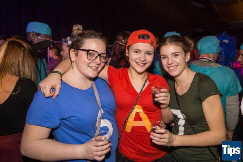 Faschings Clubbing 2018 Messehalle Freistadt - Bild 155