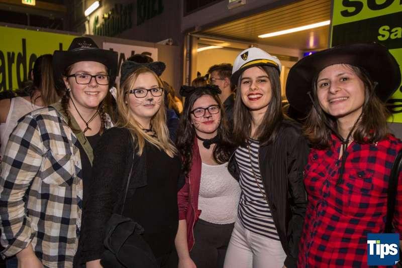 Faschings Clubbing 2018 Messehalle Freistadt - Bild 157