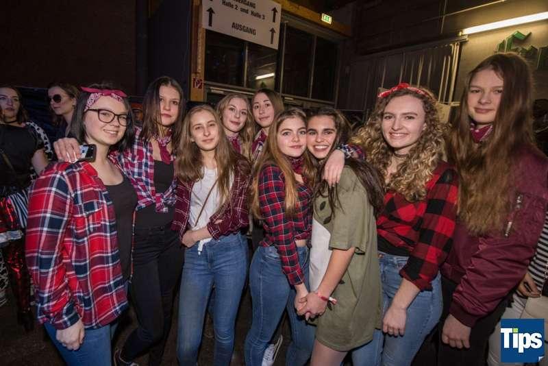 Faschings Clubbing 2018 Messehalle Freistadt - Bild 161
