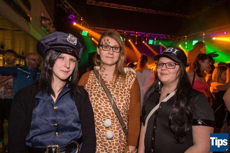 Faschings Clubbing 2018 Messehalle Freistadt - Bild 162