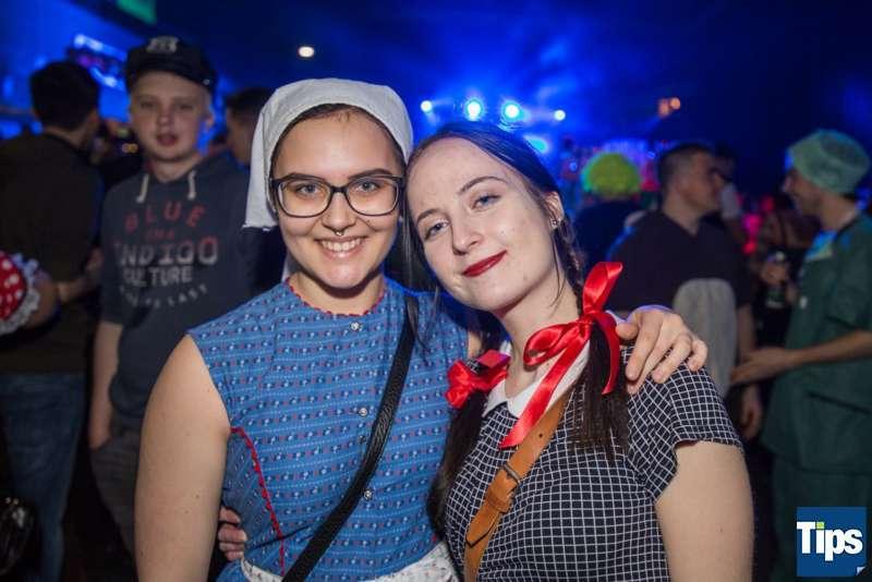 Faschings Clubbing 2018 Messehalle Freistadt - Bild 165