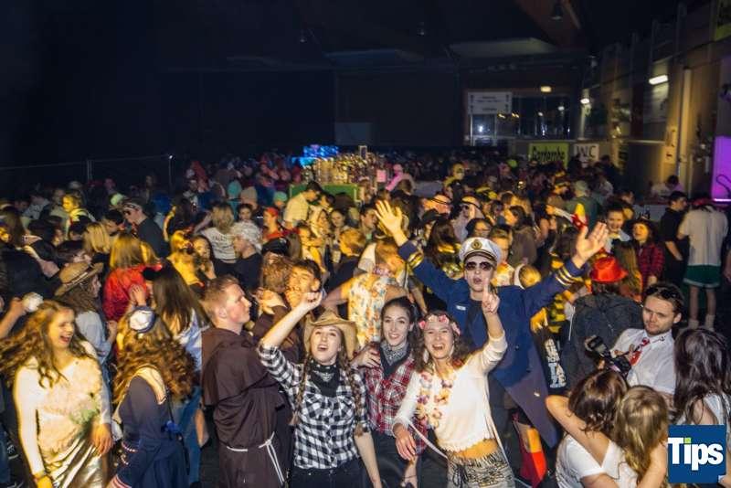 Faschings Clubbing 2018 Messehalle Freistadt - Bild 168